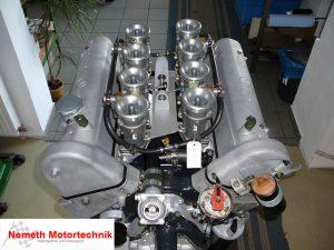 Mercedes 300 SEL 6,3 auf 6,7l