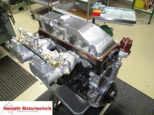 Opel Rallye 2l Vergaser Motor