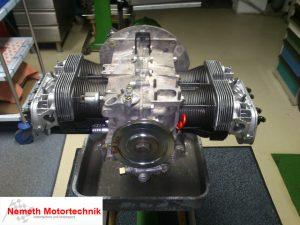 VW Käfer Motorüberholung